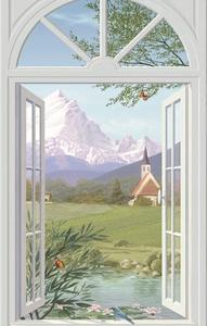Illusionswandmalerei Fresco Designer